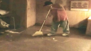 Dust and a Broom